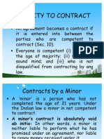 Capacity to Contract Ppt @ Bec Doms