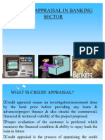 Credit Appraisal in Banking Sector Ppt @ Bec Doms