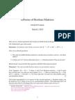 O'Connor -- Boolean Matrix Inverses