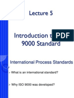 International Process Standards to Distribute