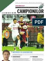 CFR 1907 Cluj vs FCM Tg. Mures - Martie 2012