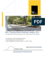 Will Creating Women Business Leaders 2011[1]