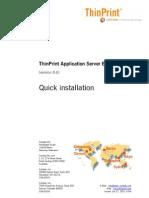 Quick Install Application Server Engine En