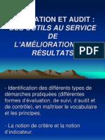 Evaluation Et Audit