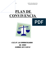 Plan de Convivencia 2011-2012
