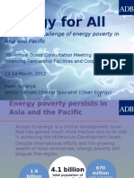 Energy for All_5th Annual Donor Consultation Meetings_Jiwan