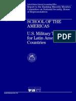 GAO School of the Americas