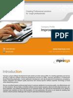 Improsys Company Profile