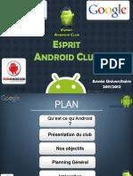 Esprit Android Club