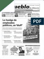 Huelga 29 Febrero 2012 El Pueblo