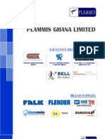 Plammis Distributor Ship & Brand Supplies