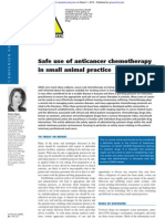 Safe Use of Chemo - In Practice