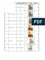 Furniture Sale PT. Lifung Indonesia