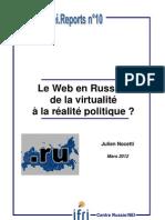 Le Web en Russie
