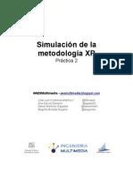 Práctica 2 - Simulación XP