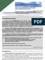 Boletín Nº 20 de la Comision Exiliados Argentinos en Madrid Visita nuestra pagina Web, más información