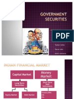 Govt. Securities Market- 1