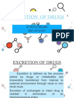 Drug Ekskretion.pptx Edit