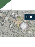 Metrodome Stadium Site