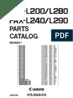 L200-240-280-290pc
