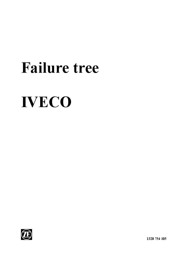 Error Tree Iveco Manual Transmission Mechanics Eurotech Wiring Diagram