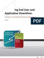 1 17623 Continuous Availability for Business Applications-Date