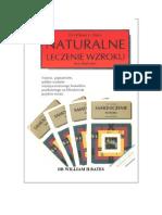 Bates H William - Naturalne Samoleczenie Wzroku-1