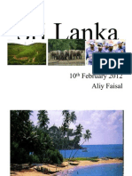 Sri Lanka - Presentation