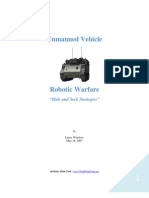 Unmanned Vehicle Robotic