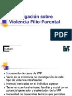 Estudio Tipos y Perfles Vilencia Filio Parental Web