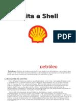 Visita a Shell