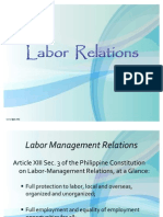 Labor Relations, Collective Bargaining, Contract Negotiating and Health & Safety - FINAL