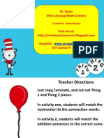 Dr Seuss Centers Math and Literacy[2]