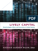 Lively Capital edited by Kaushik Sunder Rajan
