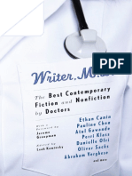 Writer, M. D., Edited by Leah Kaminsky (Excerpt)