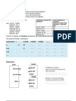 Exercices Application DSP