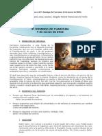 Guía litúrgica para el II. Domingo de Cuaresma (B)