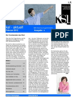Zeitung 2012 Februar