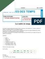 Document Fomation-zkk-les Unites Des Temps
