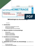 Document Fomation Zkk Methodologie Chronometrage