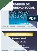 EXPO RÉGIMEN SEGURIDAD SOCIAL