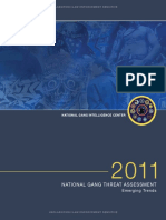 National gang threat assessment 2011