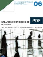 salarios e condicoes de trabalho em portugal