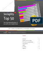 Sociagility Top 50