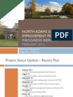 NAPS School Improvement Report February 2012