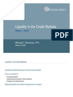 Western Asset-Liquidity in the Credit Markets, March 2012
