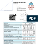 Triaxial Accelerometers