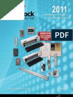 Dynalock Price Book 2011
