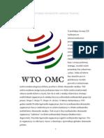 WTO Svijetska trgovinska organizacija