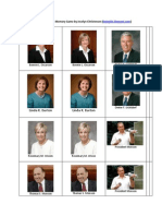 General Conference Memory Game